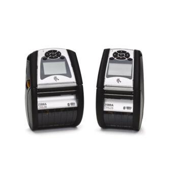 ゼブラ(ZEBRA)ZR 628/638携帯型移動熱感度ステッカープリンタWIFI ZR 638