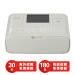 キヤノンCanCan CP 1300カラー携帯写真プリンタ携帯家庭用写真洗浄機ホワイト
