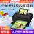 キヤノンCP 1300携帯電話の無線写真プリンタ家庭用の熱昇華小型携帯写真プリンターのポケットの手帳の写真機の代わりに1200黒のマシンセット2