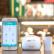 Memobirdグーグー二世代G 2携帯電話のプリンターWiFi接続ステッカー備忘紙ミニ携帯学のバー間違えプリンターの青い色