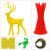 ANYCUBIC 3 Dプロモーションラインレールプラス三角洲DIYモジュール組立キット大サイズ高精度家庭教育創客三dプリンタ線PLUS(印刷サイズ230 mm×300 mm)公式標準装備(品質保証一年)