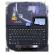 マザーライン番号マシンの番号パイプのラベルプリンタのスリーブコードライターの熱収縮パイプタイプライターTP-70(自動的にすべての合弁ヘッドを切る)