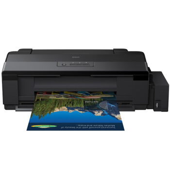 エプソンL 1800インクカートリッジ式A 3+映像デザイン専用フォトプリンター